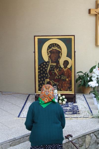 Ikona putujúca z Vladivostoku do Fatimy