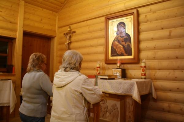 Duchovná obnova – november, 2012
