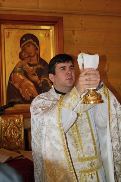 Sv. liturgia s pomazaním chorých